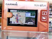 GARMIN GPS System NUVI67LM